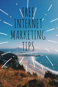Free Internet Marketing Tips